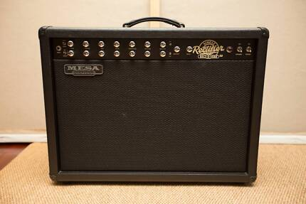 """Mesa Boogie Rect-o-verb 50 Combo 1x12"""" Guitar Amp Hunters Hill Hunters Hill Area Preview"""