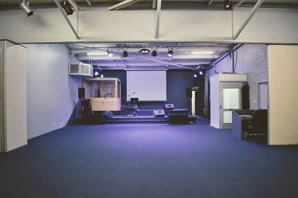 Upper Room meeting and function space for lease