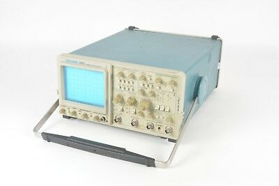 Tektronix 2465 300mhz Portable Analog Oscilloscope - Tested