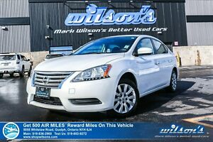 2015 Nissan Sentra S | AUTO | A/C | POWER GROUP | KEYLESS ENTRY