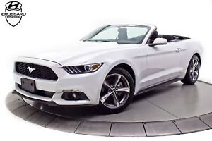 2017 Ford Mustang V6 CONV. AUTOMATIQUE