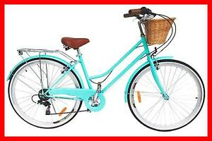 MINT GREEN!!!! VINTAGE RETRO CRUISER BICYCLE Kangaroo Point Brisbane South East Preview