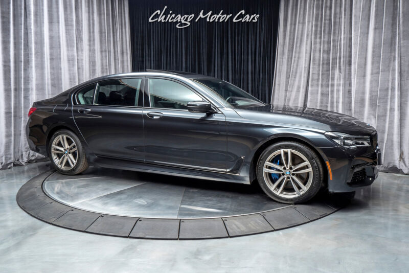 Image 6 Voiture Européenne d'occasion BMW 7-Series 2018