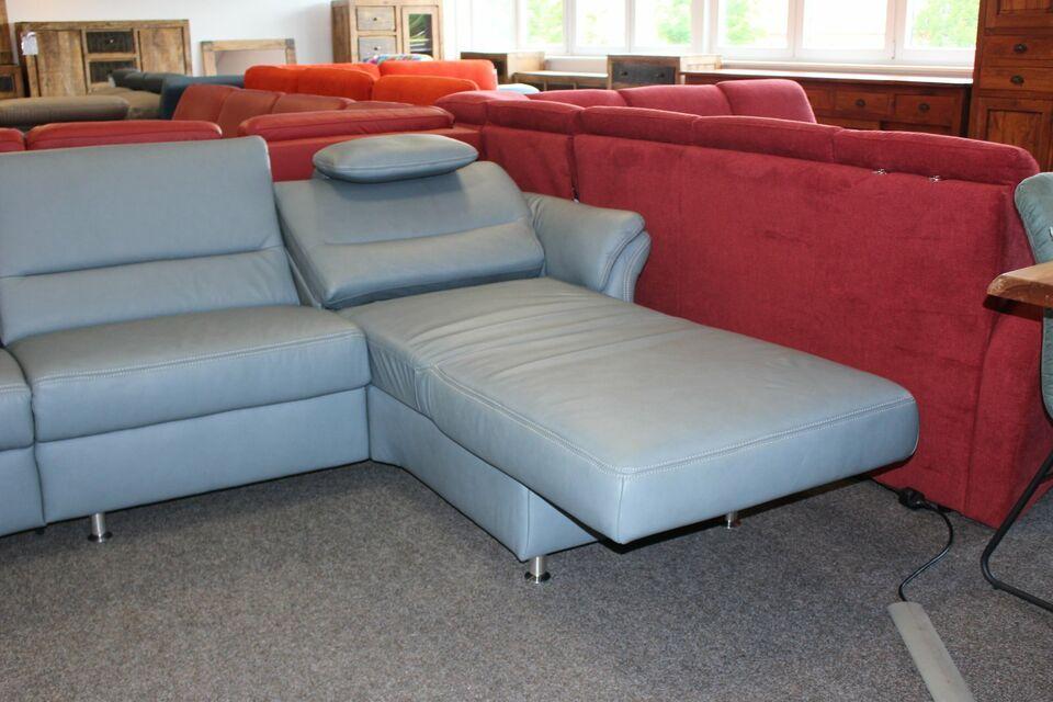 Ledergarnitur, Garnitur, Sofa, Couch, Ledercouch, Luxus in Mettingen