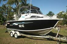 Stacer Coral Runner 5.69M Black River Townsville Surrounds Preview