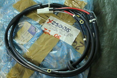 O5) Vespa Pk 50 FL2 hp Cable Loom for Battery 290435 Impianto Cavi Batteria Loom