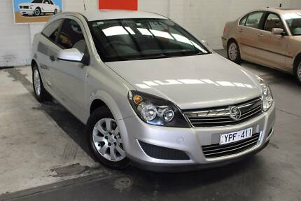 2007 Holden Astra Coupe