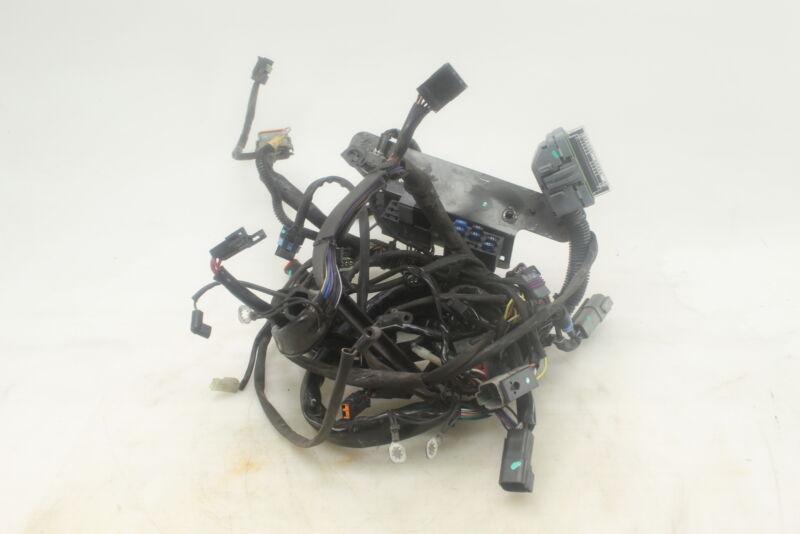 [DIAGRAM_5LK]  00-06 Harley-davidson Fatboy Main Engine Wiring Harness Motor Wire Loom |  eBay | Fatboy Wiring Harness |  | eBay