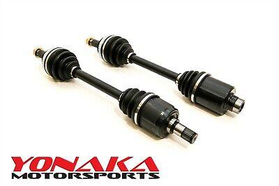 Yonaka B16 B16A Honda Civic Del Sol Pair Axles Driveshafts CV Joints 250 whp CV