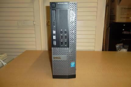 DELL OPTIPLEX 9020 i7  QUADCORE 8GB RAM 500GB HD WIN10