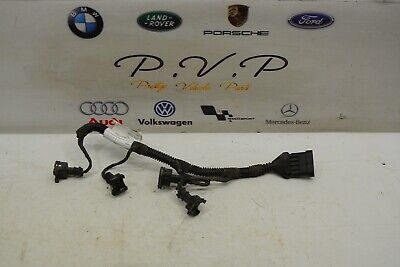 FIAT 500 1.2L CC PETROL ENGINE INJECTOR WIRING HARNESS LOOM 0077425