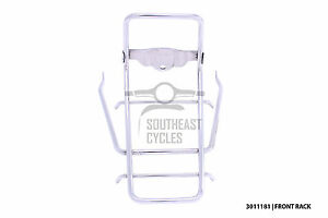 Chrome-front-basket-rack-for-Honda-cub-C50-C65-C70-Passport-C90