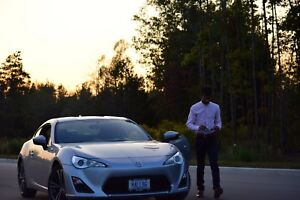 2016 Scion FR-S (6 Speed Automatic)