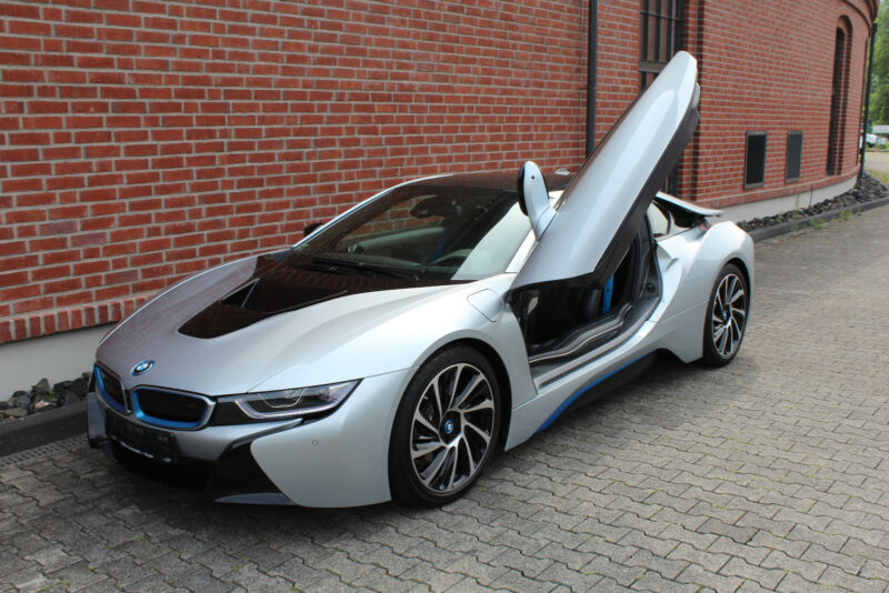 bmw i8 occasion allemagne autovisual. Black Bedroom Furniture Sets. Home Design Ideas