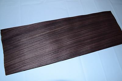 East Indian Rosewood Raw Wood Veneer Sheets 8 X 23 Inches 142nd E4706-5