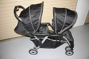 Childcare two up tandem stroller Kelvin Grove Brisbane North West Preview