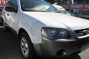 2007 Ford Territory Wagon Dandenong Greater Dandenong Preview