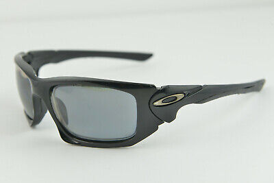 pre-owned Oakley SCALPEL Polished Black w/ Prescription (Oakley Scalpel)