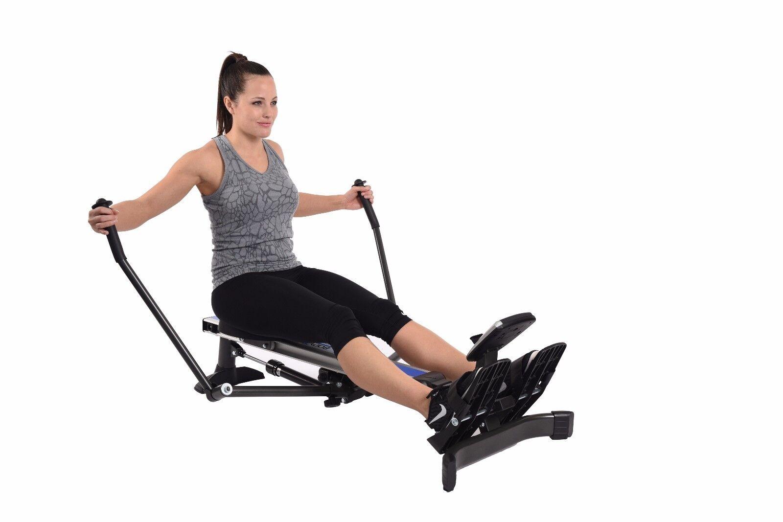 STAMINA BodyTrac® Glider ROWER EXERCISE ROWING MACHINE 35-1