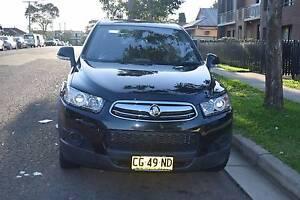 2013 Holden Captiva Wagon Guildford Parramatta Area Preview