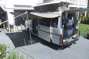 POP TOP CAMPERVAN ON GAS AND PETROL 1995 Ford ECONOVAN Tugun Gold Coast South Preview