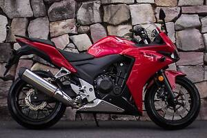 2014 HONDA CBR500RA Taringa Brisbane South West Preview