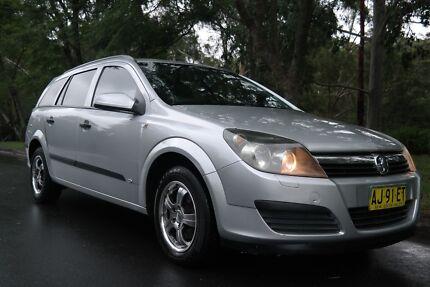 Bargain 2006 compliance Astra ah wagon, Auto, low km, rego Dundas Parramatta Area Preview