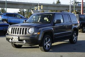 2016 Jeep Patriot - ALLOY WHEELS, SUNROOF, LEATHER!
