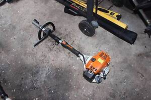 STIHL Kombi ToolMotor KM80 R & 2 Attachments (Selling separately) Cringila Wollongong Area Preview