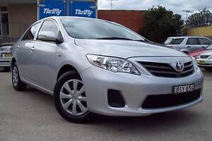 2010 TOYOTA COROLLA ASCENT AUTO 1.8 LTR LOW KMS LOG BOOKS FULL SE Windsor Hawkesbury Area Preview