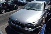 Wrecking BMW 520d Parts Turbo Diesel Trans ECU Module Seat Light Revesby Bankstown Area Preview