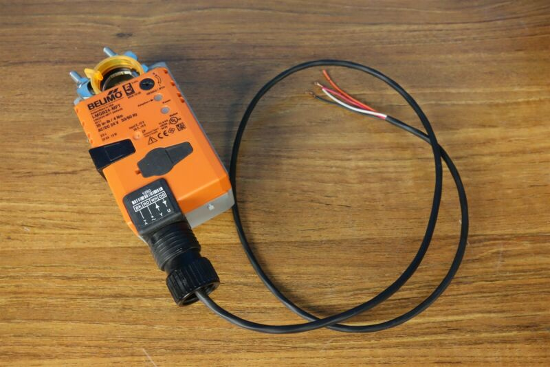 Belimo LMQB24-MFT LMQX24-MFT Damper Actuator New - NEVER USED.
