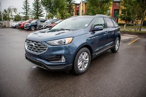 2019 Ford Edge SEL Heated Seats, Rear View Camera, Remote Sta...
