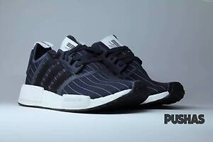 """adidas NMD_R1 """"Bedwin and the Heartbreakers"""" - Black/White (New) Melbourne CBD Melbourne City Preview"""