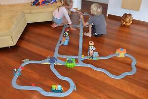 Very huge Chuggington Interactive train set Learning Curve as new Geebung Brisbane North East Preview