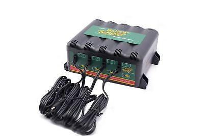 Battery Tender 022-0148-DL-WH 12-Volt 4-Bank Battery Management System Bank Battery Management System