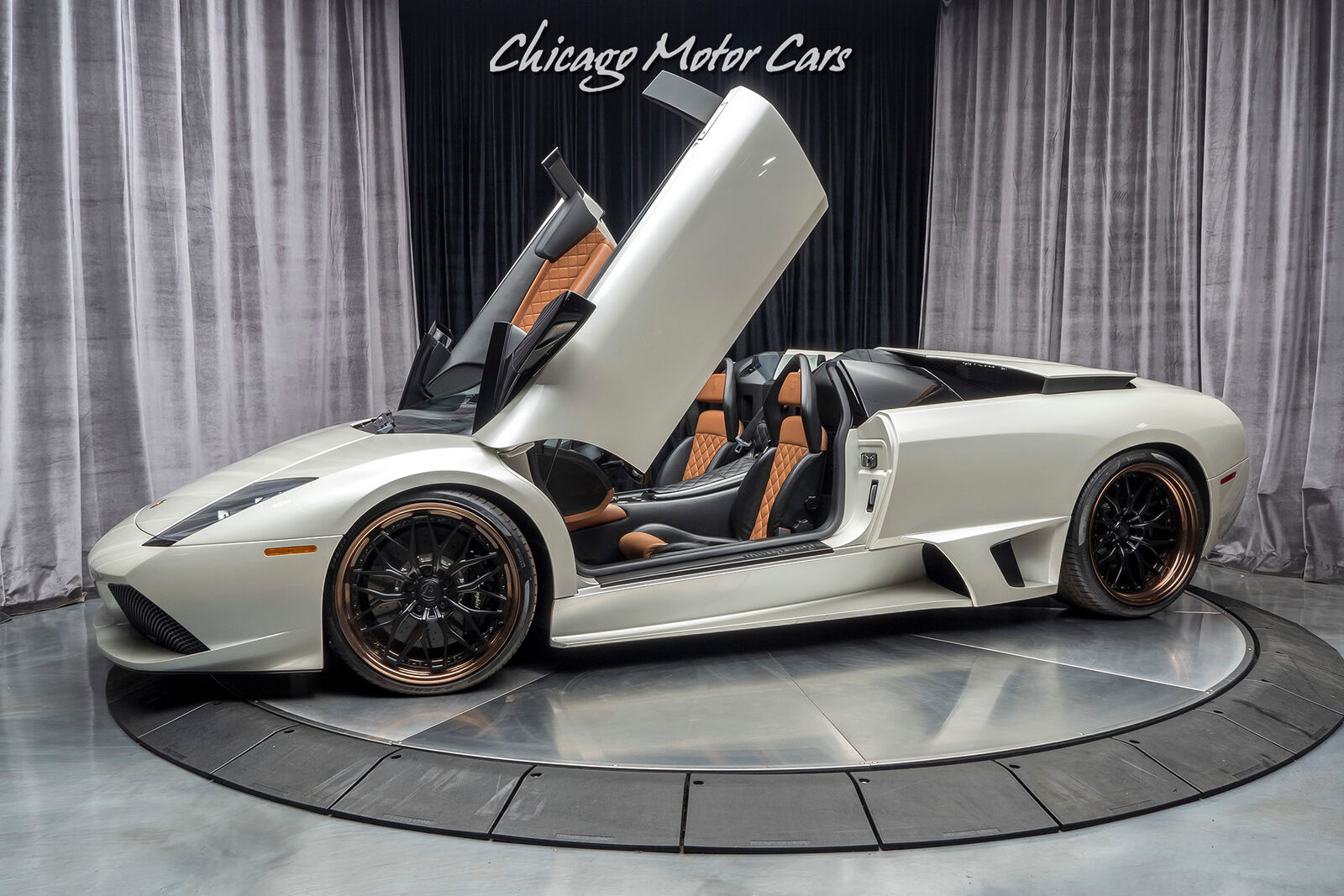2008 Lamborghini Murcielago LP640 Roadster 7k Miles! Incredible and Rare Color 2008 Lamborghini Murcielago LP640 Roadster 7k Miles! Incredible and Rare Color B