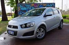 2012 Holden Barina Hatchback Leederville Vincent Area Preview