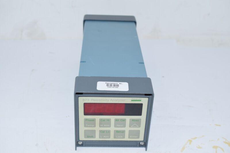 NEW Foxboro INVENSYS 873RS-AIWFNZ RESISTIVITY ANALYZER 120VAC 10.2W PLC Transmit