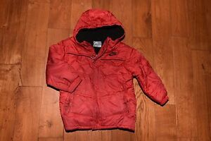 Child's winter jacket