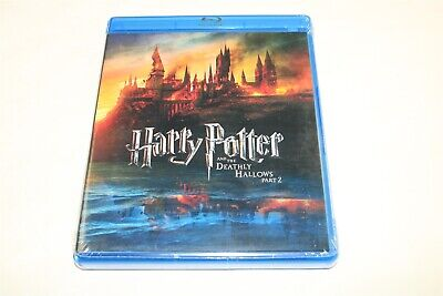 HARRY POTTER & THE DEATHLY HALLOWS PART 2 - Target Exclusive 3 DISC BLU-RAY SET