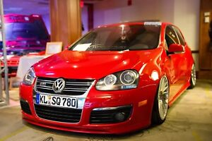 Golf GTI 2007 Mk5 Bagged stage 2 HPFP