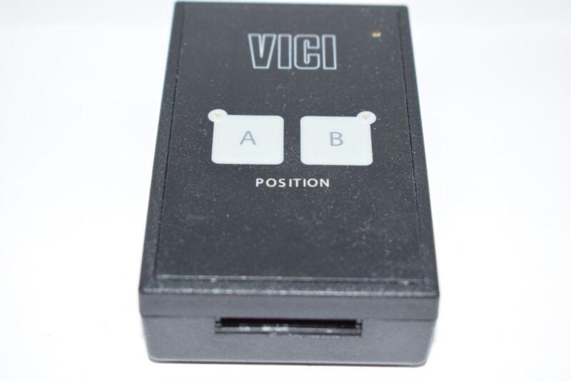 VICI Valco Instruments A & B Position Controller Module
