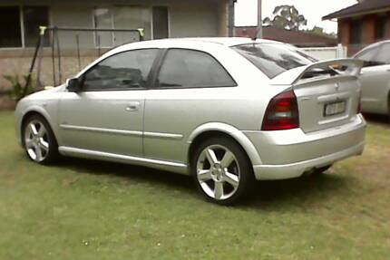 Holden Astra sri Turbo