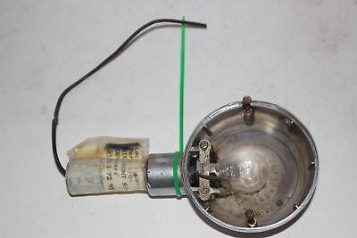 YAMAHA XS650 XS1100 XS750 SR500 RD400 FRONT TURN SIGNAL LIGHT INDICATOR (TTS133)