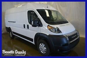 2019 Ram ProMaster 3500 High Roof +Navigation, Roues 16 PO+