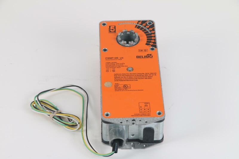Belimo FSNF120 US Spring Return Actuator