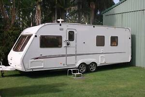 TOP OF THE RANGE EUROPEAN CARAVAN -SWIFT CONQUEROR 645 LUX Cleveland Redland Area Preview