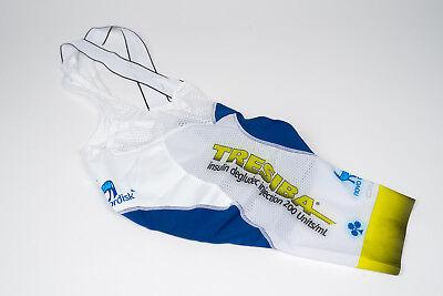 New 2017 Mens Craft Novo Nordisk Tresiba Ebc Mesh Cycling Bib Shorts  Xl