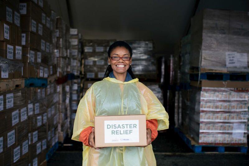 $75 Charitable Donation For: Feeding America